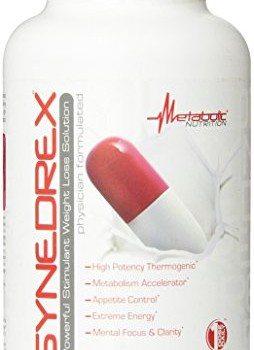 Metabolic Nutrition Synedrex 45 Capsules image