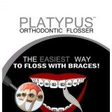 Platypus Ortho Flosser for Braces,30Count/pack thumbnail