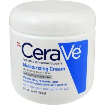 CeraVe Moisturizing Cream, 16 Ounce image