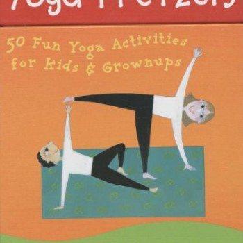 Yoga Pretzels (Yoga Cards) image