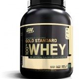 Optimum Nutrition Gold Standard 100% Whey, Naturally Flavored Vanilla, 4.8 Pound thumbnail