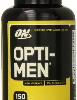 Optimum Nutrition Opti-Men Supplement, 150 Count image
