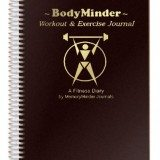 BODYMINDER Workout and Exercise Journal (A Fitness Diary) thumbnail