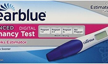 Clearblue Advanced Pregnancy Test With Weeks Estimator 3 Count image