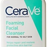 CeraVe Foaming Facial Cleanser, 12 Ounce thumbnail