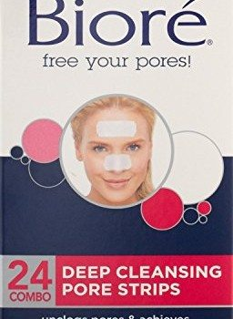 Biore Deep Cleansing Pore Strips, 24 Count image