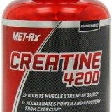 MET-Rx Creatine 4200 Diet Supplement Capsules, 240 Count thumbnail
