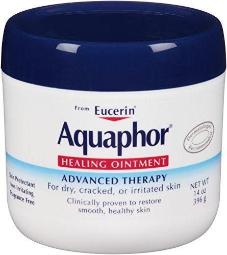 Aquaphor Healing Ointment Dry, Cracked And Irritated Skin