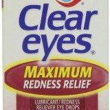 Clear Eyes Maximum Strength Redness Relief, .5 Fluid Ounce thumbnail