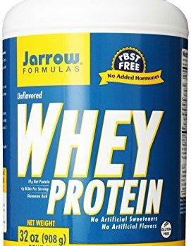 Jarrow Formulas Whey Protein, Natural, 2 Pound image