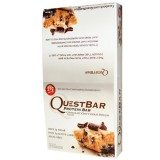 Quest Protein Bars – Chocolate Chip Cookie Dough – 2.12 Oz – pack Of 12 thumbnail