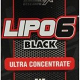 Nutrex Research Lipo 6 Black Ultra Concentrate Diet Supplement Capsules, 60 Count thumbnail
