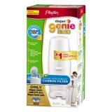 Playtex Diaper Genie Elite Pail System with Odor Lock Carbon Filter, 100 Count thumbnail