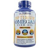 Omega 3 Fish Oil Pills (180 Counts) – Triple Strength Fish Oil Supplement (1,400mg Omega 3 Fatty Acids: 600mg DHA + 800 mg EPA per Serving) – Burpless Capsules with Enteric Coating And Pharmaceutical Grade Essential Fatty Acids – Molecularly Distilled Fish Oil Supplements Including Best Health Bonus (Online Videos With Health-Supporting Exercises) thumbnail