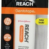 Reach Dentotape Extra Wide Waxed Tape, 100 Yards (Pack of 6) thumbnail