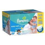 Pampers Easy Ups Boys Size 3T4T Value Pack, 90 Count thumbnail