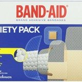 Band-Aid Brand Adhesive Bandages, Variety Pack, 280 Count thumbnail