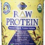 Garden of Life RAW Organic Protein Vanilla, 631g Powder thumbnail