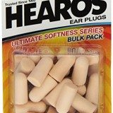 Hearos Ultimate Softness Series Foam Earplugs, 20-Pair thumbnail