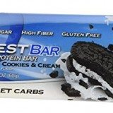Quest Nutrition Protein Bar, Cookies and Cream, 2.12 oz Bars, 12 Count thumbnail