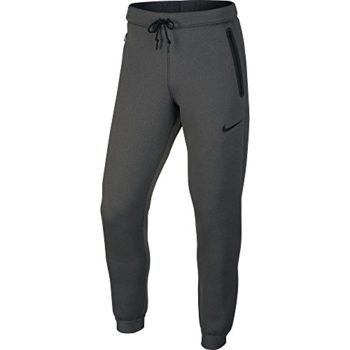 Nike Men's Therma Sphere Max Training Pants – Charcoal Heather Grey image