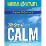 Natural Vitality Natural Calm Magnesium Anti Stress, Original, 16 oz thumbnail