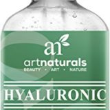 Art Naturals Hyaluronic Acid Serum 50 ml -BEST Anti Aging Skin Care Product for Face Clinical Strength With Vitamin C Serum, Vitamin E & Green Tea -Reduces Wrinkles & More – For Youthful & Radiant Skin thumbnail
