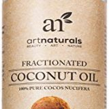 Art Naturals Fractionated Coconut Oil 16 oz 100% Natural & Pure – Best Carrier / Massage Oil thumbnail