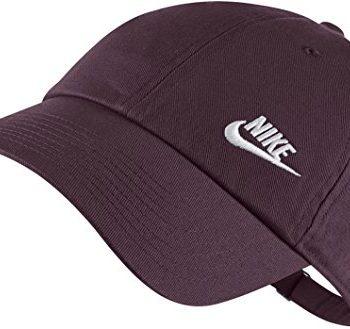 Nike Women's Twill H86 Women's Maroon Baseball Cap 100% Cotton image