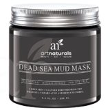 Art Naturals Dead Sea Mud Mask for Face, Body & Hair 8.8 oz, 100% Natural and Organic Deep Skin Cleanser – Clears Acne, Reduces Pores & Wrinkles – Ultimate Spa Quality -Mineral Infused, Additive Free thumbnail