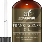 Art Naturals Frankincense Essential Oil – Large 4 oz – 100% Pure & Natural Undiluted Therapeutic Grade -Best Premium Quality Oil thumbnail