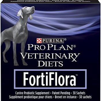 Purina Fortiflora Canine Nutritional Supplement Box, 30gm/30 Count image