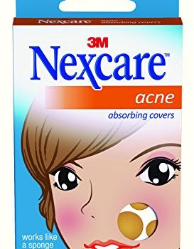 Nexcare Acne Absorbing Cover, Two Sizes, 36 Count image