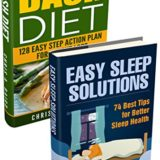 Get Thin: Easy Sleep Solutions, DASH Diet (Healthy Eating, Weight Loss Tips, Better Sleep, Diet To Lose) thumbnail