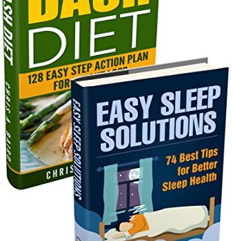 Get Thin: Easy Sleep Solutions, DASH Diet (Healthy Eating, Weight Loss Tips, Better Sleep, Diet To Lose) image