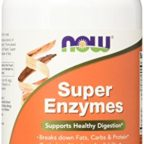 NOW Foods Super Enzymes helps to Supports Healthy Digestion