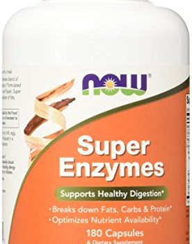 Super Enzymes – Supports Healthy Digestion image