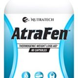 Nutratech Atrafen Powerful Fat Burner and Appetite Suppressant Diet Pill System for Fast Weight Loss thumbnail