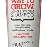 Not Your Mothers Shampoo Way To Grow (Long+Strong) 8 Ounce (235ml) thumbnail