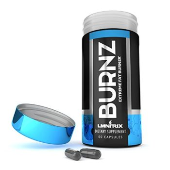 BURNZ ✮ Powerful Thermogenic Fat Burner ✮ Powerful Weight Loss Aid, Stronger Than Most Diet Pills ✮ True Plateau Destroyer ✮ Lose Weight Fast For Men And Women, Guaranteed Results ✮ 60ct image