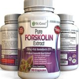 Best Forskolin 100% Pure Extract 250mg Per Capsule (2x 125mg Maximum Strength Belly Buster, 90 Capsules) Premium Research Verified Coleus Forskohlii Weight Loss Supplement (Fully Standardized to 20%) thumbnail