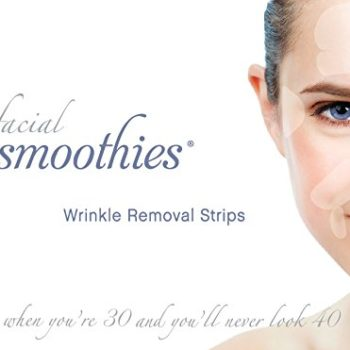 Facial Smoothies Wrinkle Remover Strips image