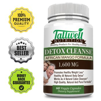 Tallwell Nutrition Detox Cleanse image
