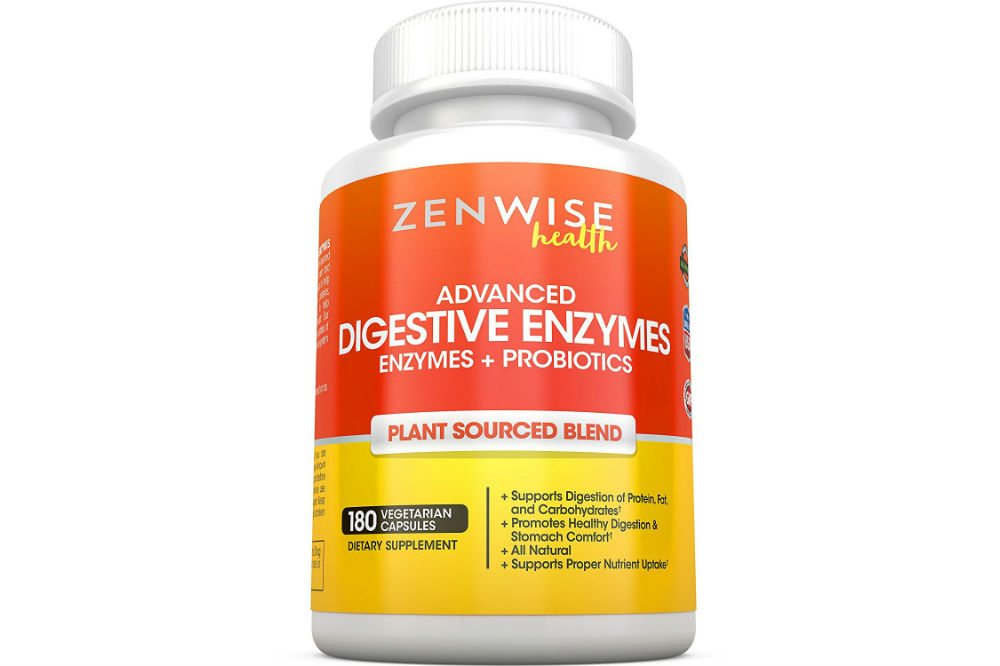 Zenwise Health's Advanced Digestive Enzymes Review