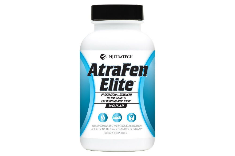 Atrafen Elite – Professional Formula Fat Burner Diet Pill