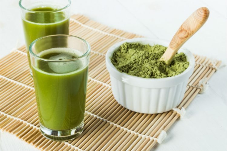 Dr. Berg's Wheat Grass Superfood Raw Juice Powder