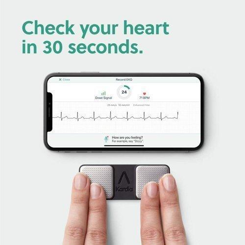 Alivecor Kardia Mobile EKG Heart Monitor Review