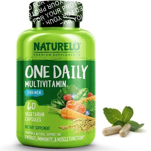 Best Multivitamins for Men for Overall Health Support