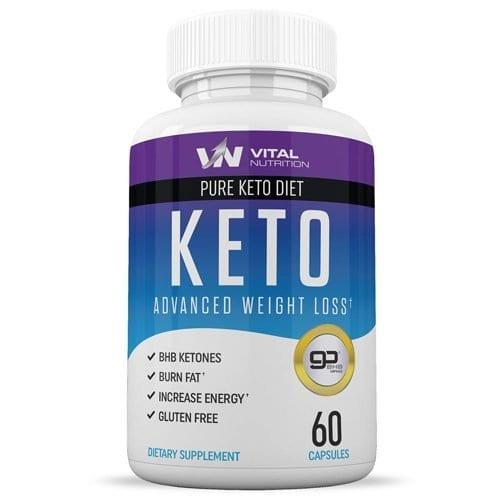 Best Keto Weight Loss Pills