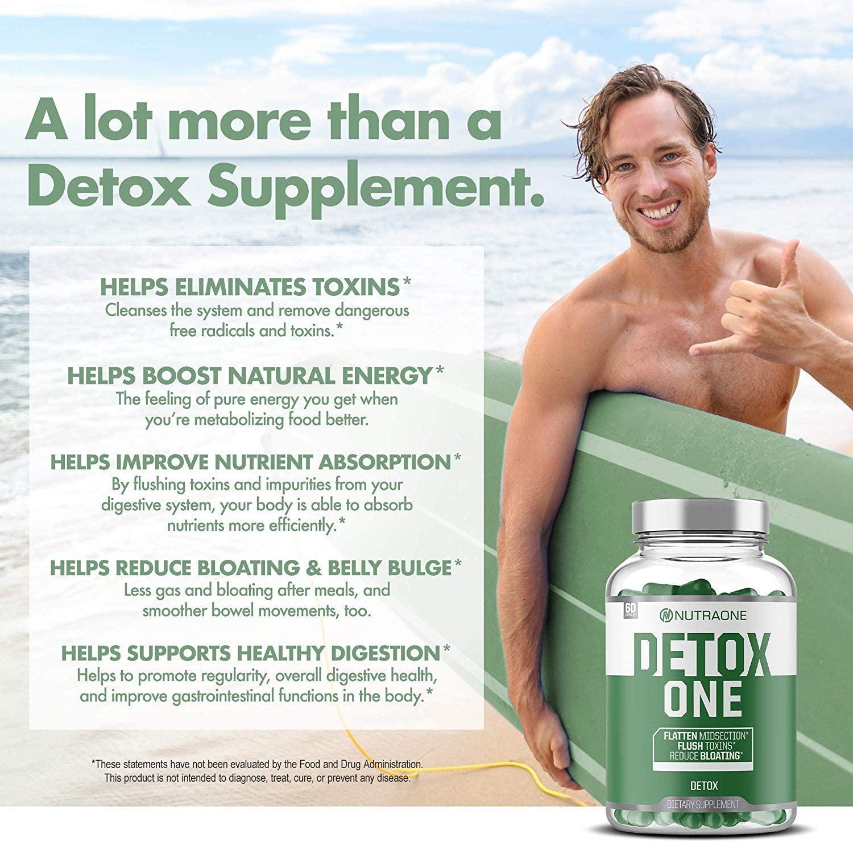 DetoxOne colon cleaners & detox